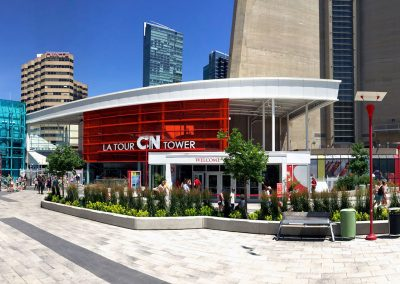 CN Tower Plaza